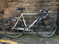 Raleigh Equipe retro/vintage steel bike