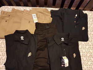Never used ST Joes HS uniforms