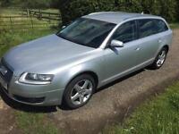 2007 Audi A6 Avant 2.0 TDI SE Estate 5dr Diesel Automatic (CVT) (178 g/km,