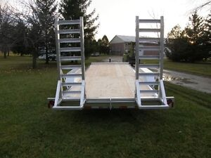 All Canadian Made BreMar/Ajj's Aluminum Trailers London Ontario image 10