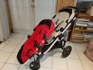 Baby Jogger - City Select: Double Stroller