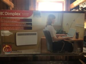 NEW Dimplex Panel Convection Heater