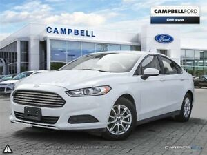 2016 Ford Fusion S ONLY 33,000 KMS-AIR-AUTO BLUE TOOTH
