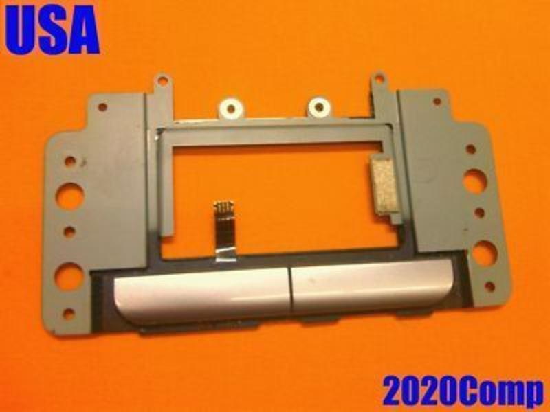 Tested!!!  Hp Dv6000 Dv6500 Dv6700 Dv6800 Mouse Button Silver Right & Left Cover