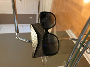 Authentic Gucci women's sunglasses