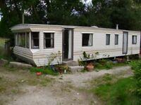 Caravan, static to rent.