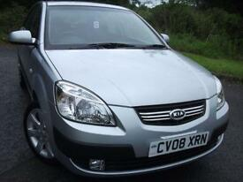 2008 08 KIA RIO 1.6 SPORT 5D 111 BHP ** 1 OWNER ,2 KEYS , NICE VEHICLE **