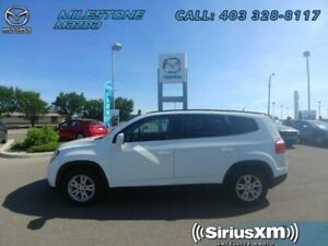 2014 Chevrolet Orlando LT  Take the whole family and still have
