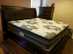 King size bed