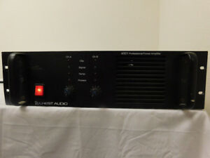CREST USA PROFESSIONAL POWER AMPLIFIER 4001