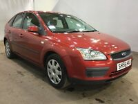 FORD FOCUS 1.6 LX•LOW MILES•FULL SERVICE HISTORY•FULL YEARS MOT