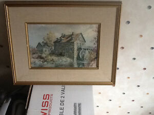 Kerstead Galleryof Kingston 4 paintings in excellent condition Kitchener / Waterloo Kitchener Area image 1