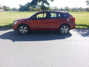 2009 Dodge Caliber Saftied and Etested, 5spd, 154K