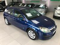 2006 Vauxhall Astra 1.4i 16v Active -1- Former Keeper -2- Keys MOT 09/2018