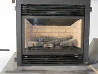 Rebuilt Pacific Energy Direct Vent gas Fireplaces