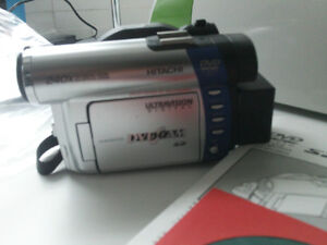 Hitachi Ultravision DVD Camcorder St. John's Newfoundland image 2
