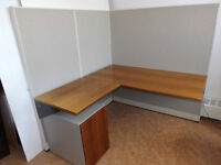 OFFICE DIVIDERS, CUBICLES, WORKSTATIONS, PARTITIONS, PANELS