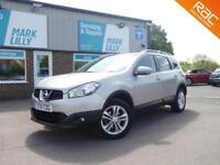 2011 Nissan Qashqai +2 1.6 ( s/s ) 2WD Acenta 7 SEATER ESTATE ONLY 45,000 MILES
