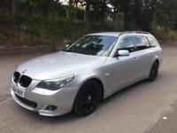 BMW 5 Series Touring 525d Diesel Automatic