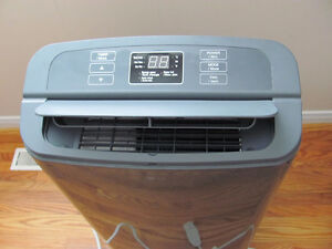 LG LP1213GXR: 12,000 BTU Portable Air Conditioner with remote