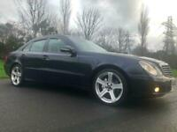 2009 MERCEDES - BENZ E220 CDI SALOON *** AUTOMATIC *** NEW M.O.T .CHEAP AT £3850