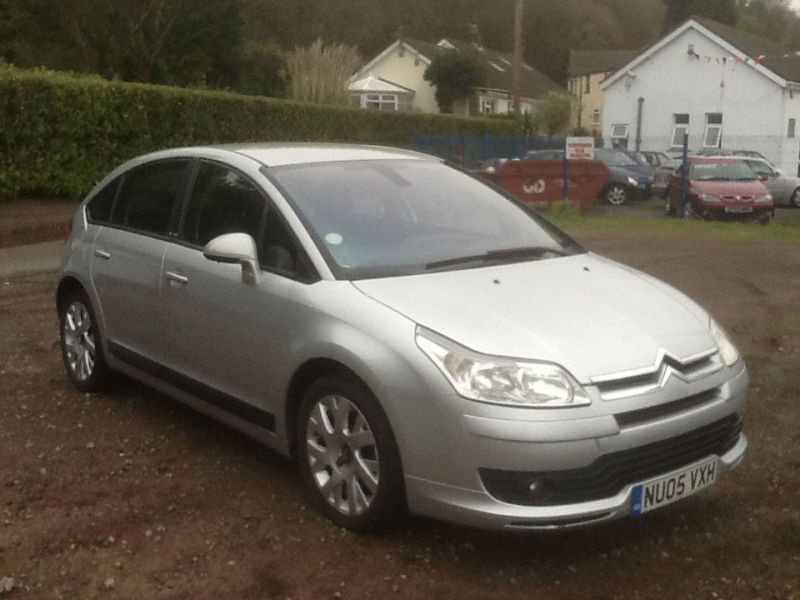 citroen c4 16v 110hp vtr plus 2005 vtr in newport gumtree. Black Bedroom Furniture Sets. Home Design Ideas