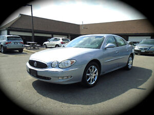 2006 Buick Allure, CXS, LEATHER & HEATED SEATS, MOONROOF