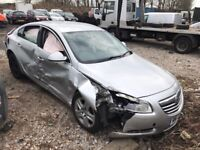 Breaking 2012 Vauxhall Insignia 2.0 CDTI diesel 6 Speed manual All parts Available
