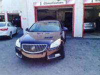 2011 Buick Regal Intérieure cuir beige