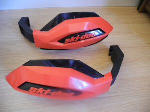 Red BRP hand guards