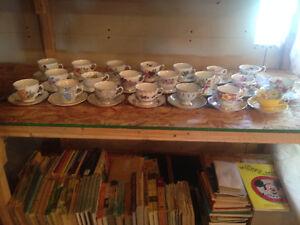 Antique Cups & Saucers Kitchener / Waterloo Kitchener Area image 3
