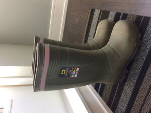 Dakota Men's 7 Rubber Boots