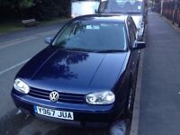 VOLKSWAGEN GOLF GTI 2.0L PETROL MANUAL 5 DOOR 11 MONTHS IN IMMACULATE CONDITION!