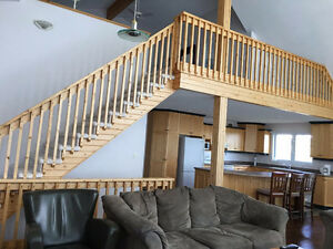 Large Luxury Cottage Upstair including Electrical and Propane Peterborough Peterborough Area image 5