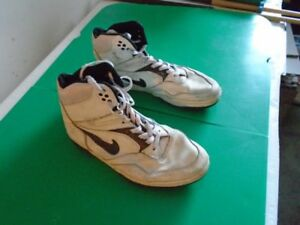 Nike High Top Basketball Shoes, size 9.5 men's