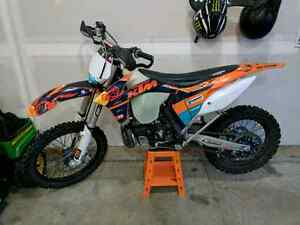 2012 ktm xc 300 sale or trade