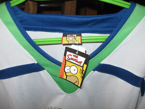 The Simpsons Hockey Jersey- Never worn Windsor Region Ontario image 3