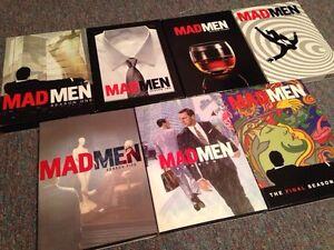 DVD Mad Men saisons 1 à 6 (partie 1) Québec City Québec image 1