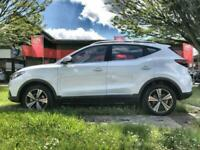 2020 MG MOTOR UK ZS 105kW Exclusive EV 45kWh 5dr Auto HATCHBACK Electric Automat