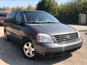 2006 Ford Freestar One Owner Sport Advance Trac DVD Leather