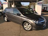 2011 Vauxhall Astravan 1.7 CDTi 16v Sportive Panel Van 3dr PANELVAN in GREY
