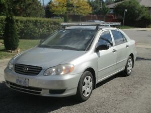 2004 Toyota Corolla CE Sedan in Good Condition MAKE AN OFFER