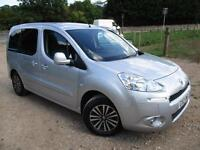 2012 PEUGEOT PARTNER TEPEE S HDI DIESEL / WAV / RAMP / PRIVACY MPV (MULTI-PURPO