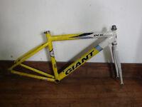 44cm Giant OCR3 Aluminum road bike frame