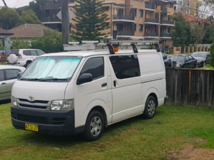 Toyota Hiace work van Merrylands Parramatta Area Preview