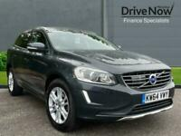 2015 Volvo XC60 2.4 D5 SE Lux Nav Geartronic AWD 5dr SUV Diesel Automatic