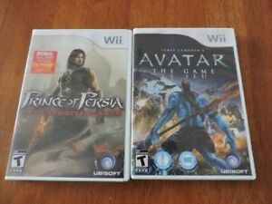 Avatar et Prince of Persia