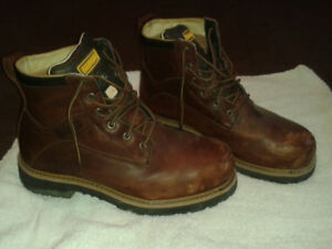 many steel toe work boots