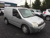 Ford Transit Connect 1.8TDCi ( 90PS ) Low Roof Van T200 SWB L 2005 55 Reg