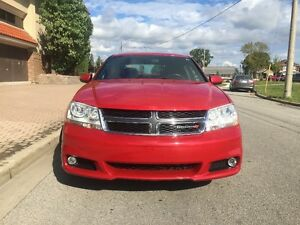 2014 Dodge Avenger SXT   ONLY  $66.82 A WEEK + TAX OAC Windsor Region Ontario image 2
